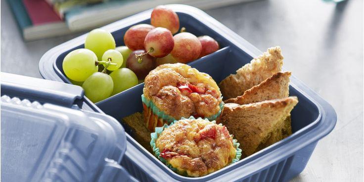 Boodschappen - Frittata muffins