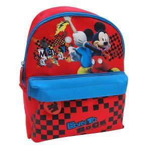 Kırmızı Okul Çantası- Mickey Mouse