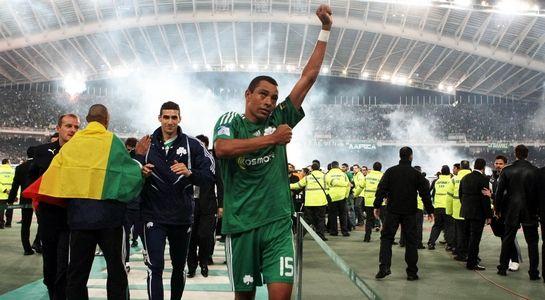 Gilberto Silva Panathinaikos 16