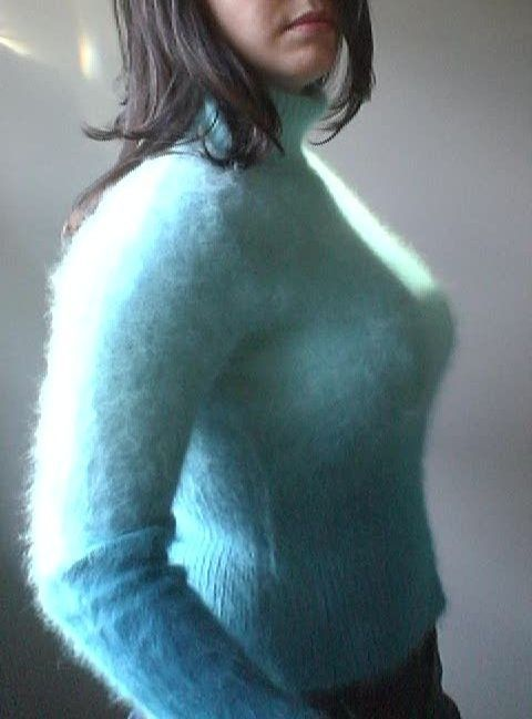 busty engen Pullover