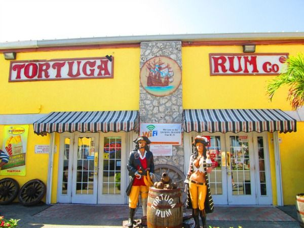 Tortuga rum company | This is the Tortuga Rum Company shop in Grand Cayman. You get free samples of the flavored rums and the cakes. Loved it