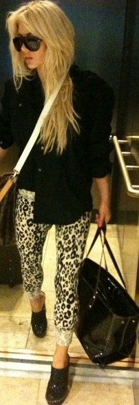 Shayne Lamas Richie! I have always LOVED her style! <3