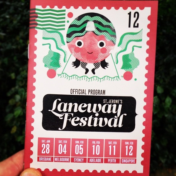 Laneway Festival Singapore by ToGa Wanderings, via Flickr