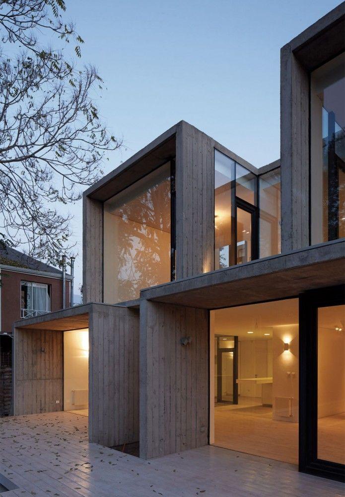 Casa La Cañada  / Architects: Ricardo Torrejon Schellhorn / Location: La Canadá, La Reina, Santiago Metropolitan Region, Chile