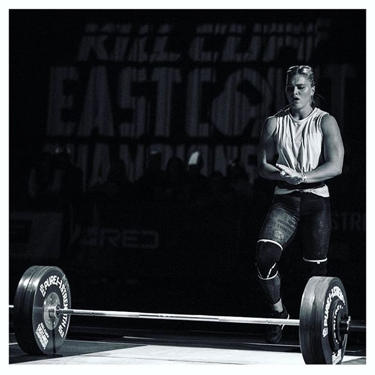 """""""Believe. YOU. Can.  Just take it from there .. magic will happen. - #BuiltByBergeron #AllTheEffort #AllTheTime @Reebok @CrossFit @CrossFitGames…"""""""
