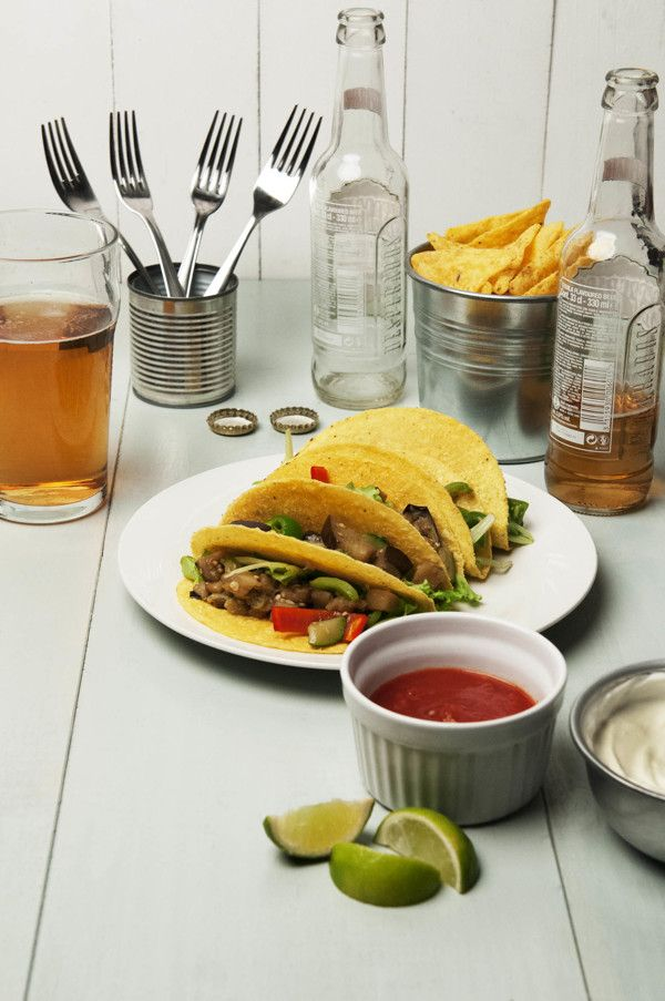 FOOD: Mexican Dinner on Behance