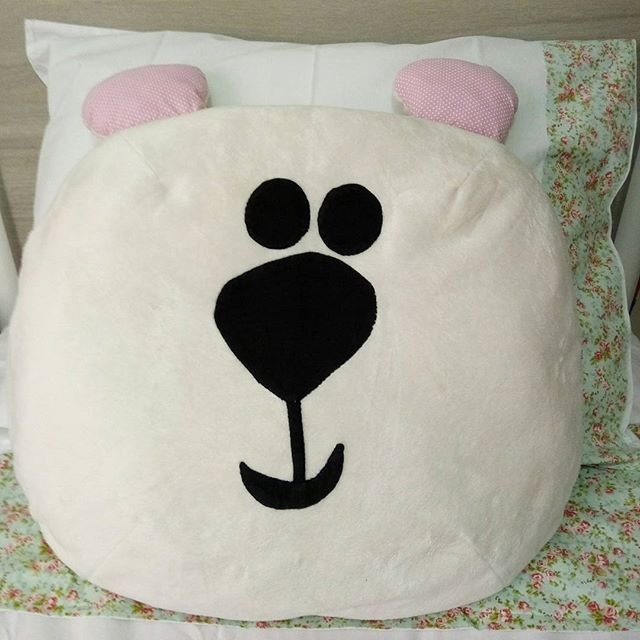 Pillow cover. 😄😍