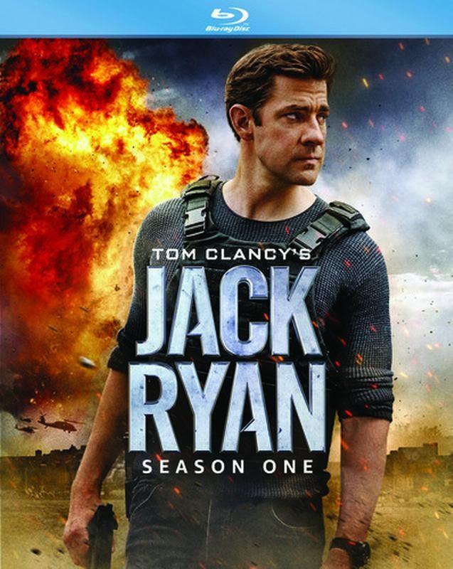 Tom Clancy S Jack Ryan Season One Blu Ray Walmart Com Jack Ryan Movies Jack Ryan Series Jack Ryan Tv Series