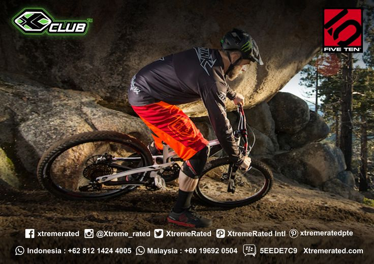 Five Ten Freerider Good for all-day riding performance Available in all XCLUB leading stores  #xtremerated #xclub #fiveten #shoes #bike