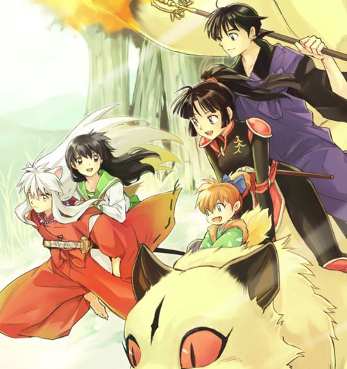 17 Best Images About Watched Inuyasha