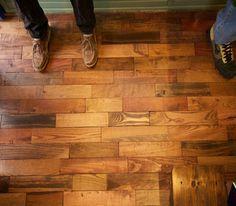 In case you missed this post last week. Pallet Flooring - Everything you need to know: https://www.profloortips.com/hardwood/pallet-wood-flooring-guide/ #profloortips