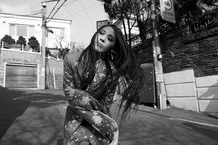 K-Pop Stars, Korean Models at Seoul Fashion Week Photos   W Magazine