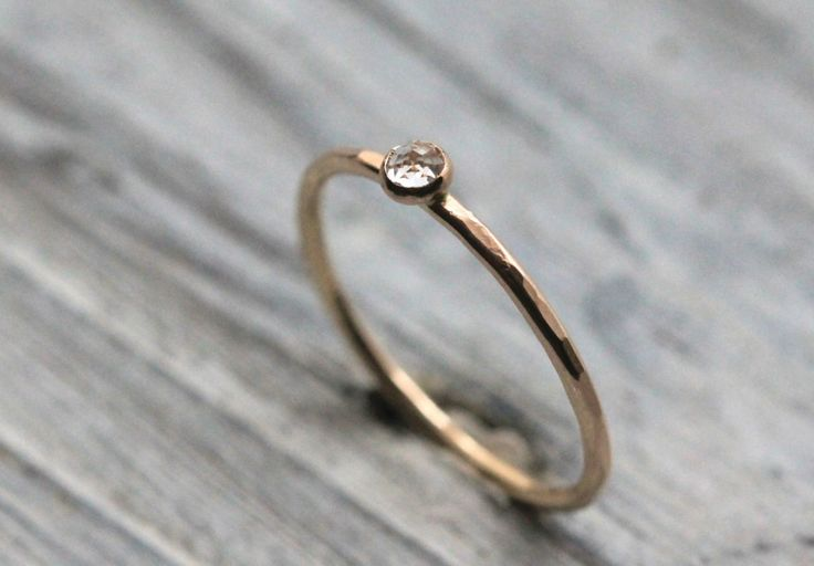 Top 25 ideas about Simple Wedding Rings and Jewelry on Pinterest