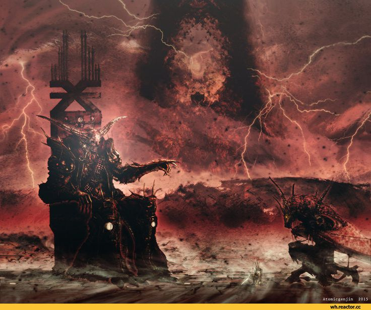 97 best images about WH40K Chaos on Pinterest | Warhammer 40k ...