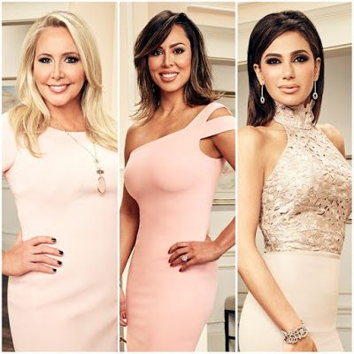 Kelly Dodd Teases Upcoming Fights With Shannon Beador And Newbie Peggy Sulahian!