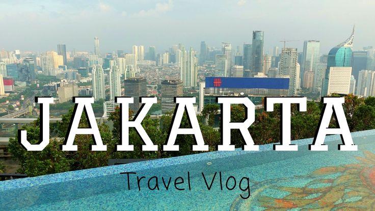JAKARTA Indonesia Highlights | Travel Vlog