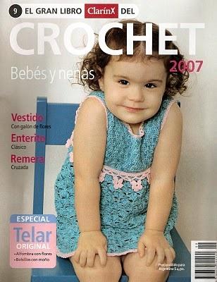 Revista para descargar gratis de crochet.