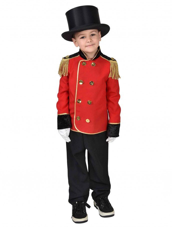 Jacke Dompteur Kinder Rot Hier Kaufen Deiters Junge Boy Jacke