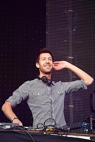Calvin Harris, Scottish DJ, singer, songwriter, and record producer.