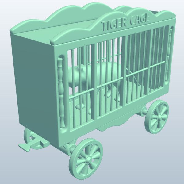 Image result for 3D modelled circus