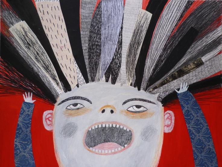 Euria ari duenean.  www.leiresalaberria.blogspot.com