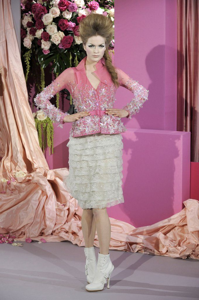 18 best Christian Dior ➤ Haute Couture images on Pinterest | John ...