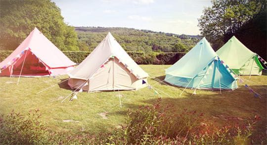 If you are looking to set up a Boutique Camping area at your wedding, then they have the perfect Bell tents and accessories for you. They can provide all the decorating and lighting needed to make your event look and function perfectly. They can help by simply setting up the bell tents at the beginning of your event to taking them down at the end or by running your Boutique camping area on your behalf. Their events team can look after your every need by supplying marquee's, sound and…