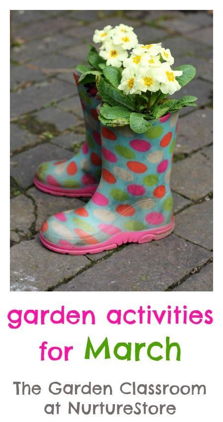 An excellent guide to easy plants to grow with children, with lesson plans and garden science experiments included.