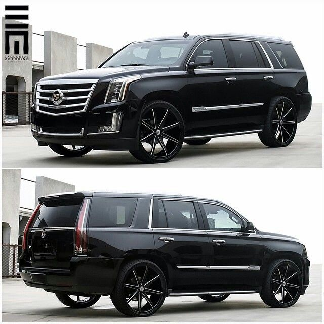 17 Best Ideas About Cadillac Escalade On Pinterest