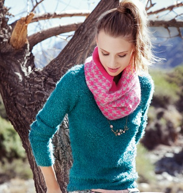 Voté por este sweater Sybilla en Moda VS. Moda de Falabella. Vota y podrás ganar una Gift Card de $40.000