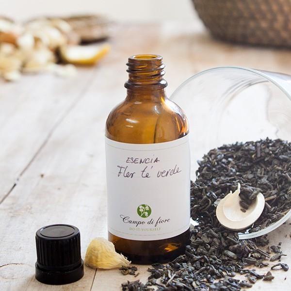 Esencia de Flor de té verde | Esencias para hacer jabones, cremas #esencias #jabones #hacerjabon #cremas