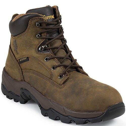 55160 Chippewa Men's Dri-Lex WP Work Boots from Bootbay, Internet's Best  Selection of Work, Outdoor, Western Boots and Shoes.