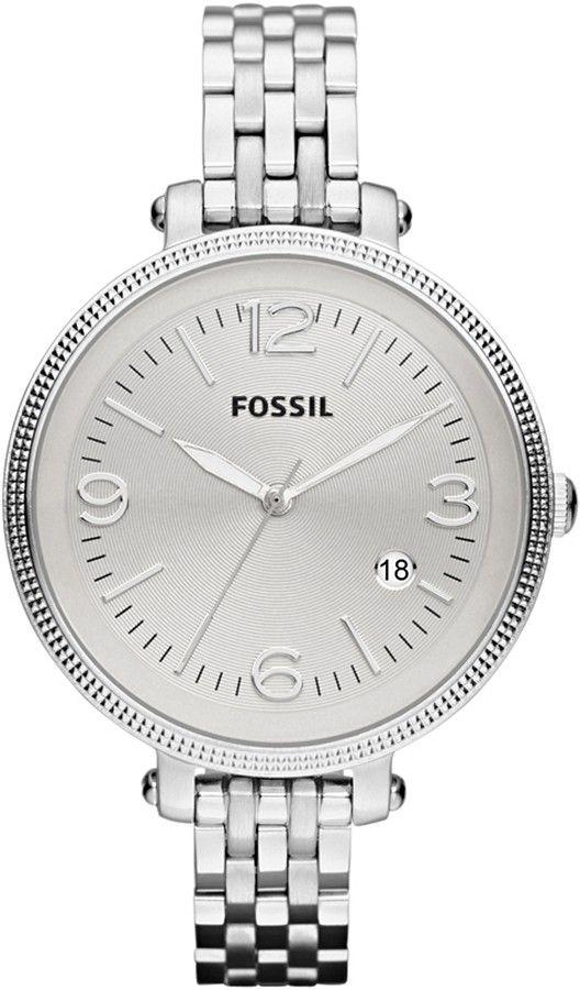 ES3129 - Authorized Fossil watch dealer - LADIES Fossil HEATHER, Fossil watch, Fossil watches