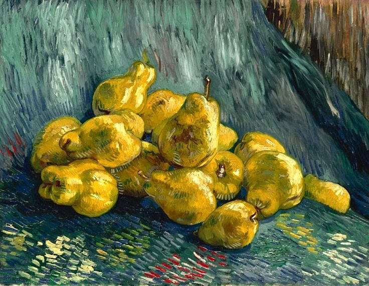 Van Gogh - i like the way he has put the tone together and contrasted the lights from the darks.