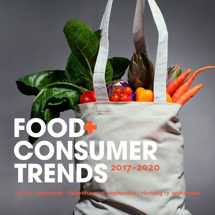 Food & Consumer Trends 2017-2020 - Konferencer & Seminarer