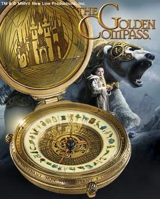The Golden Compass Authentic replica Alethiometer | eBay