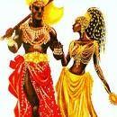 Xango y oxum xango de la justicia devina la mae oxum del amor