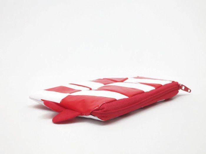 Kamerataschen - Recycelte, rote Kameratasche. - ein Designerstück von A-BAG bei DaWanda