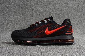 premium selection e4b58 6305e Mens Shoes Nike Air Max Flair KPU 2019 Black Red | Tênis ...