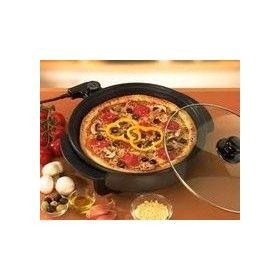 https://www.likeit.pt/cozinhar/131-serta-electrica-40-cm-.html - A Sertã Eléctrica para Pizza (34 cm) é a solução ideal para todos os amantes de cozinha italiana. Com este produto inovador pode preparar a sua receita de pizza e fazer crepes e pratos mais simples, como uma omeleta ou um assado.