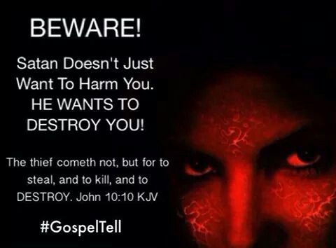 Resist The Devil And He Will Flee Kjv