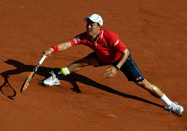 Jim Courier Backs Nishikori as Second French Open Favorite