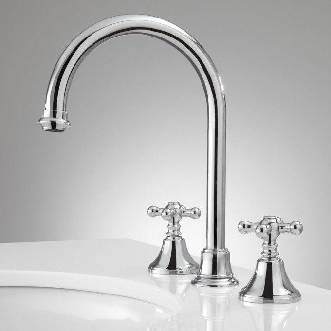 19 Best Bath Faucets 3 Hole Images On Pinterest Widespread Bathroom Faucet Bathroom Basin