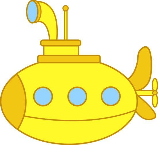 Submarine Craft For Preschoolers