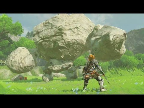 Here's Why Zelda  Breath of The Wild Has Voice Acting, But Link Still Do...