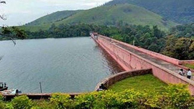 Water Level At Mullaperiyar Reservoir Reaches 136 Feet Reservoir Gym Nutrition Kerala