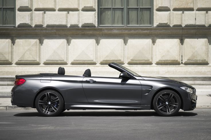 BMW M4 Convertible | Grey | #rent #convertible #luxury #germany #cabrio