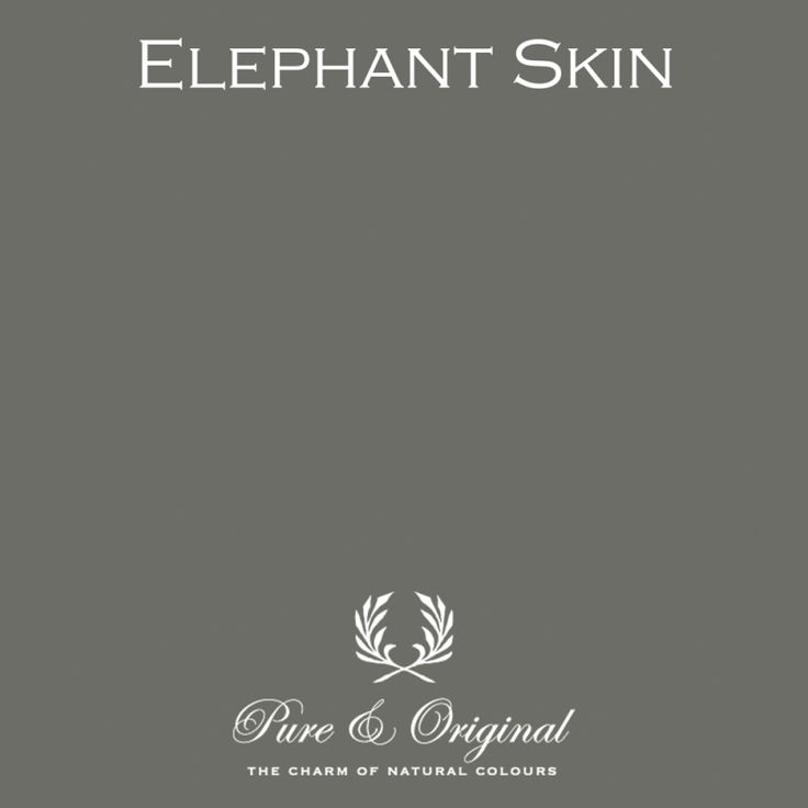 Pure&Original - Krijtverf Elephant Skin