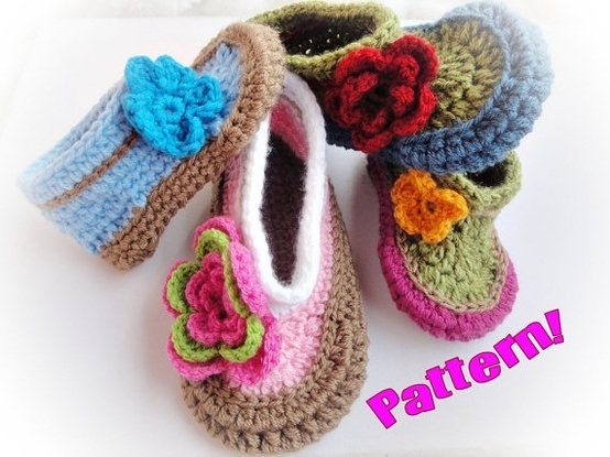 X993 Crochet Pattern : Eva Crochet Slippers Patterns by LovelyPatterns on Etsy ...