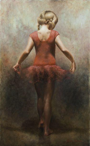 Yvonne Jeanette Karlsen - Little dancer